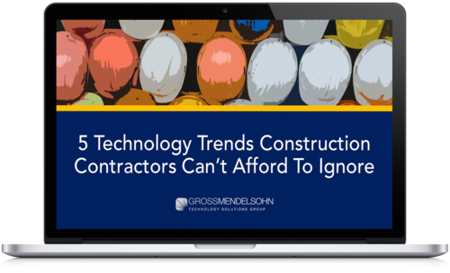 5 Technology Trends Construction Contractors Can't Afford to Ignore
