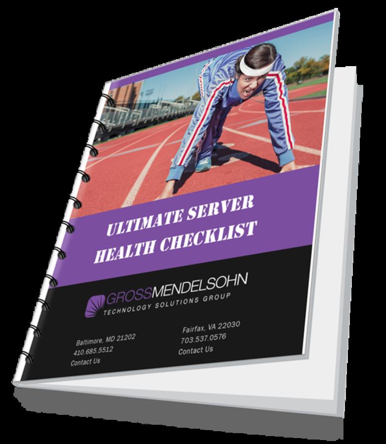download the ultimate server health checklist
